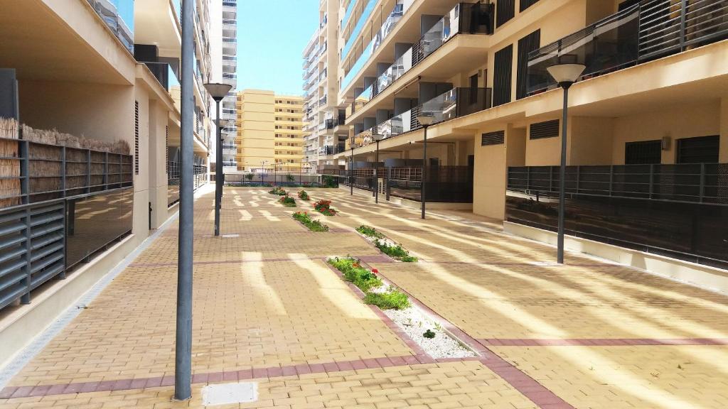 Apartamentos Terrazas Al Mar 3000  Espa U00f1a Oropesa Del Mar