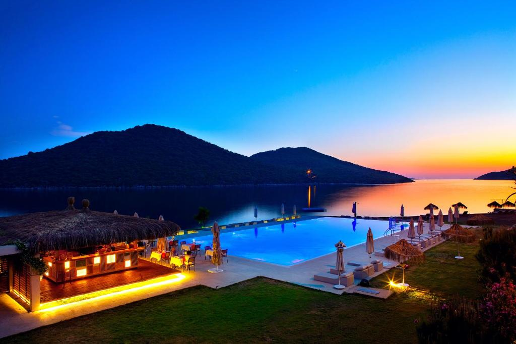 Doria Luxury Beach Hotel Kaş