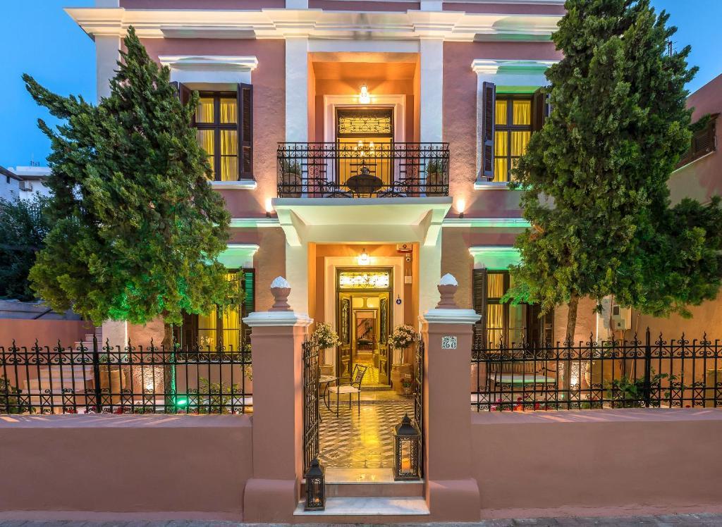 Sperveri boutique hotel hotel in rhodes town for Boutique hotel 5 rhodes