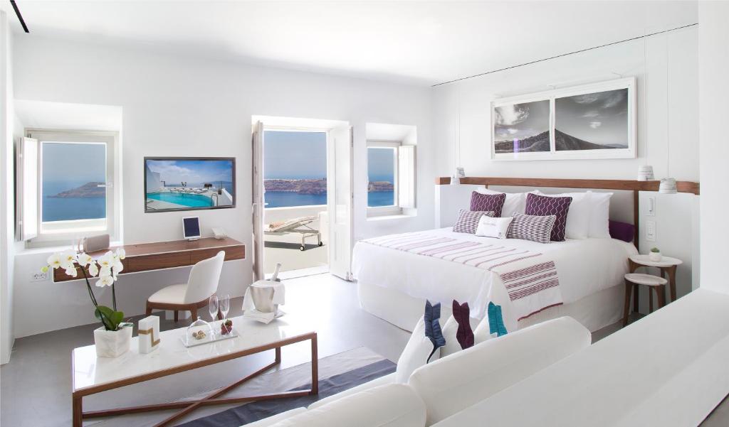 Grace Hotel Santorini (Grecia Imerovigli) - Booking.com