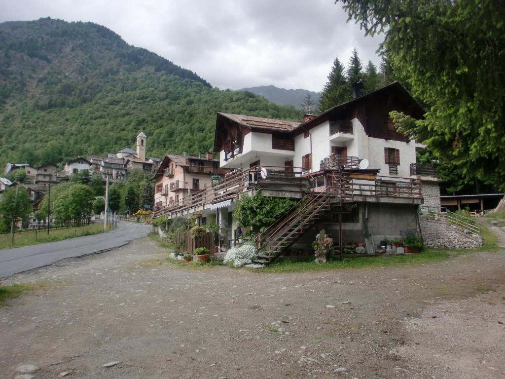 Chalet dell\'Ischiator (Itália Bagni di Vinadio) - Booking.com