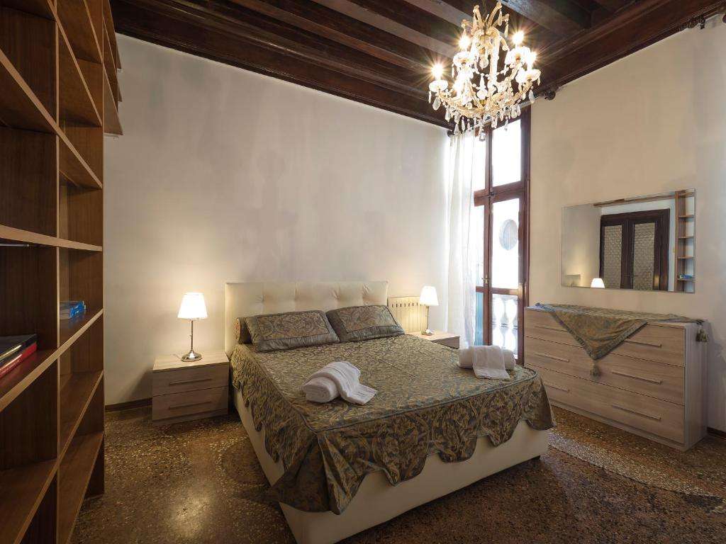 Apartment schiavoni design san marco venice italy for Design apartment venice