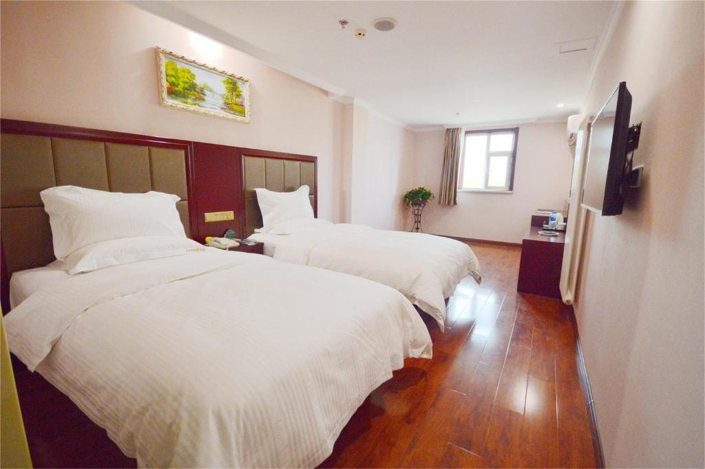 GreenTree Inn Tianjin Heping Road Department Store Shell Hotel