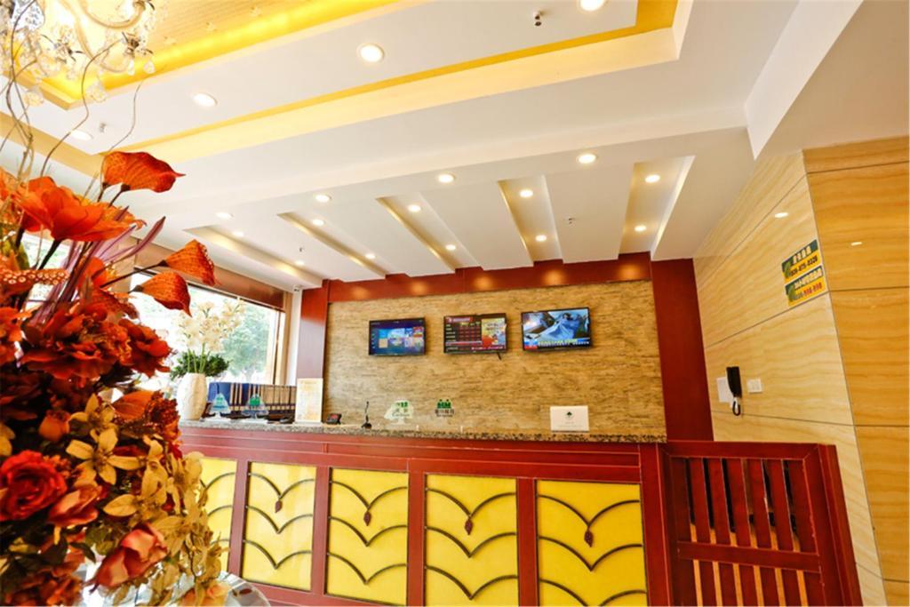 格林豪泰广东省惠州市陈江城轨站商务酒店