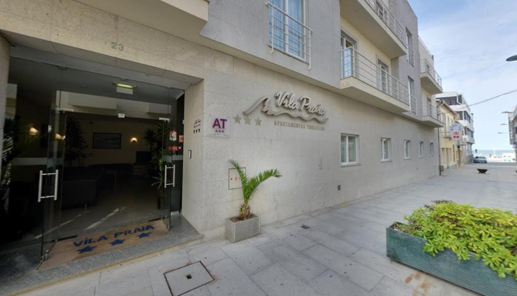 Apartamentos Turísticos Vila Praia
