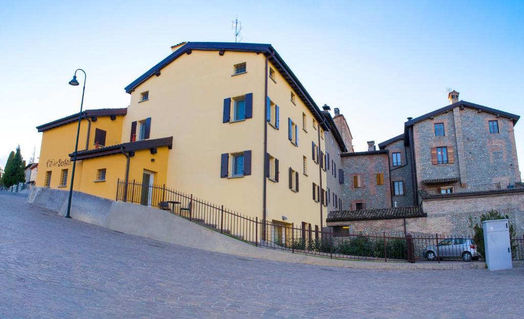 Pensión Ca Dei Sogni (Italia Castelvetro di Modena ...