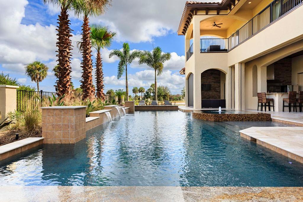 Villa W149 Twin Eagles Reunion Resort Kissimmee Fl