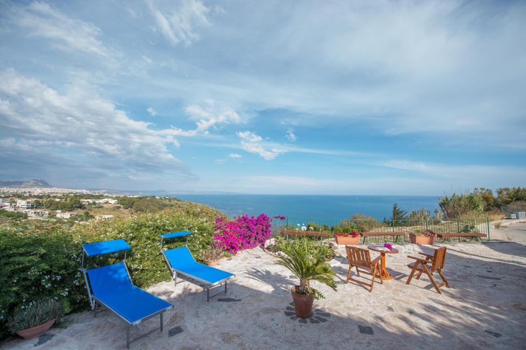 Casa vacanze terrazza sul mare italia sciacca - Terrazzi sul mare ...