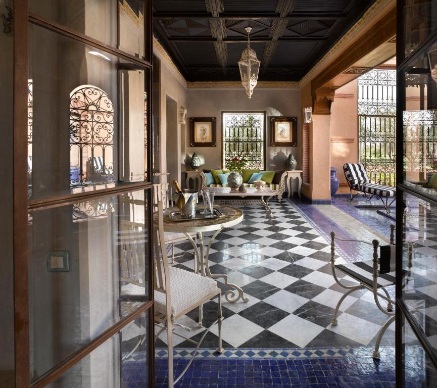 Villa secret garden marrocos marraquexe for Secret hotel booking