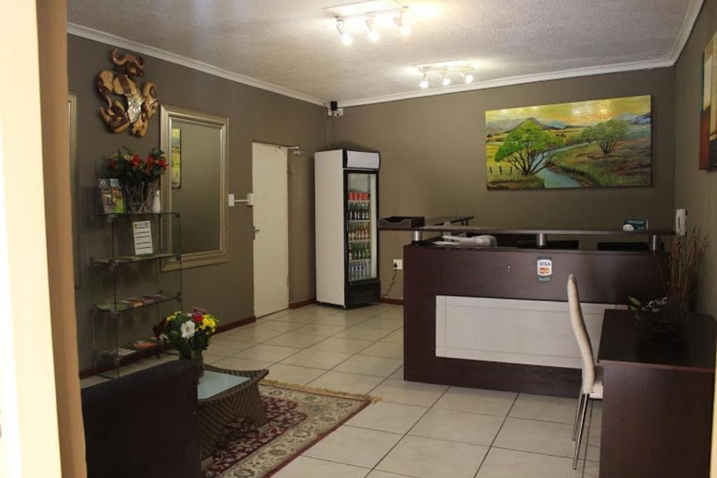 Flamboyant Guest Lodge (Sudáfrica Johannesburgo) - Booking.com