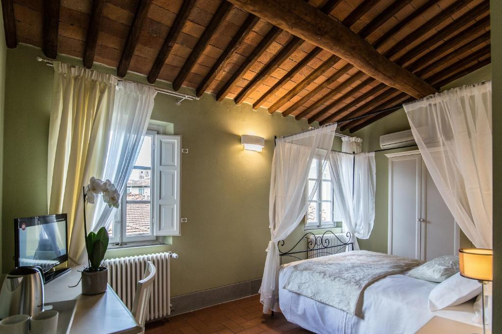 חדר ב-B&B Residenza Di Via Fontana