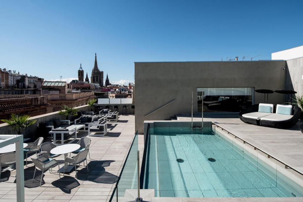 Quais os melhores hotéis de Barcelona?
