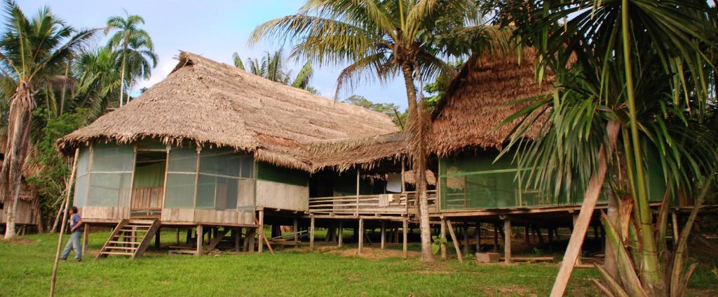 Red Uakari Lodge