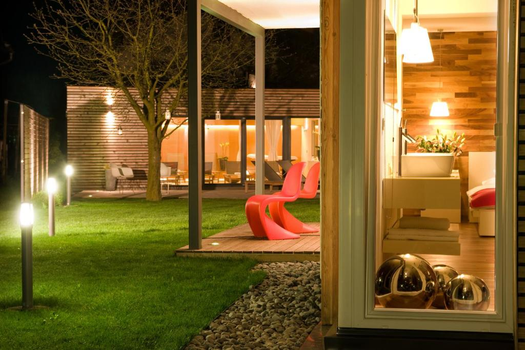 Sun house boutique hotel banovci slovenia for Design hotel ljubljana