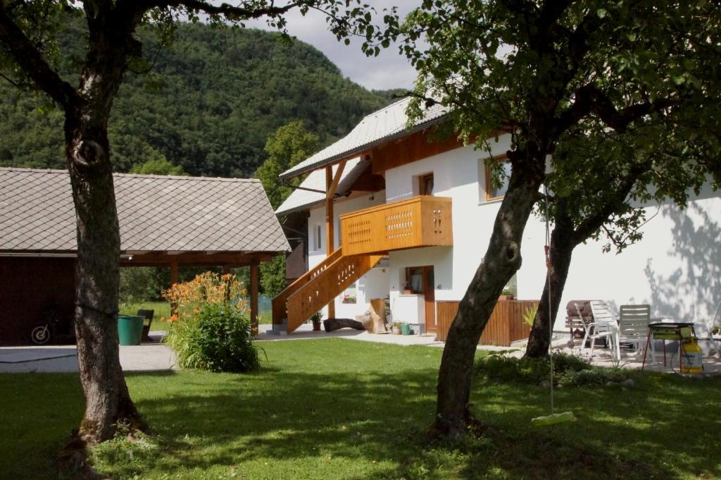 Vườn quanh Apartments Markež