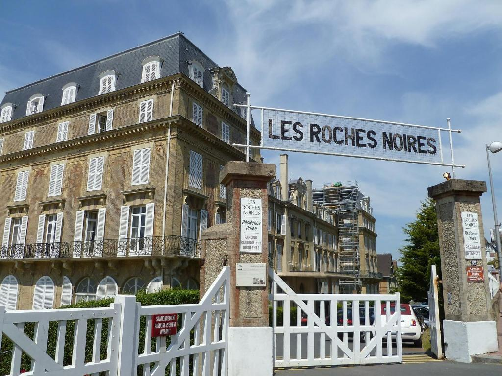 Hotel Trouville Avec Parking