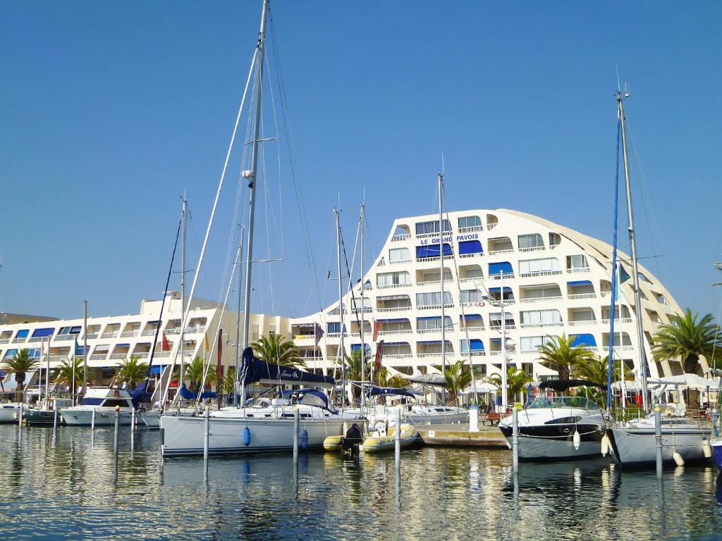 Appartement Gd Pavois I Port Camargue Le