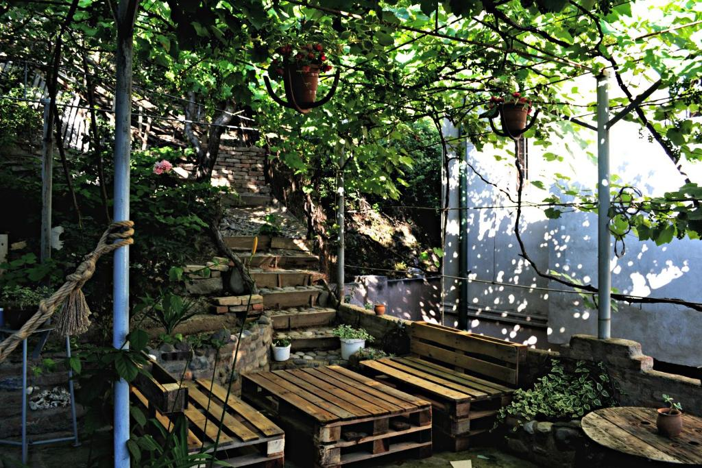 Apartment Garden House Tbilisi City Georgia