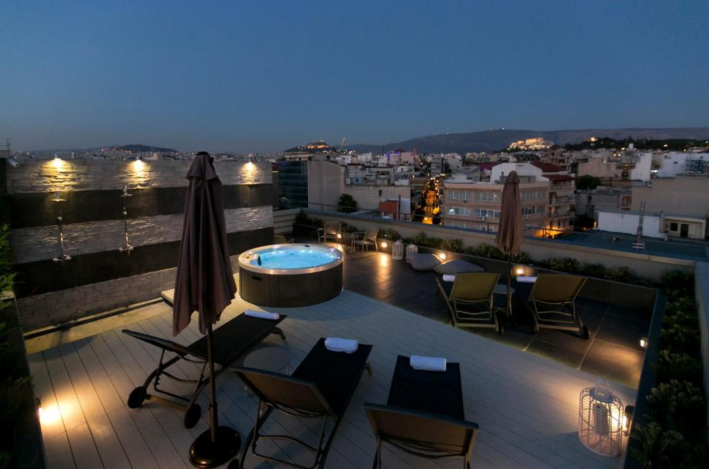 47 Luxury Suites Athens Attica