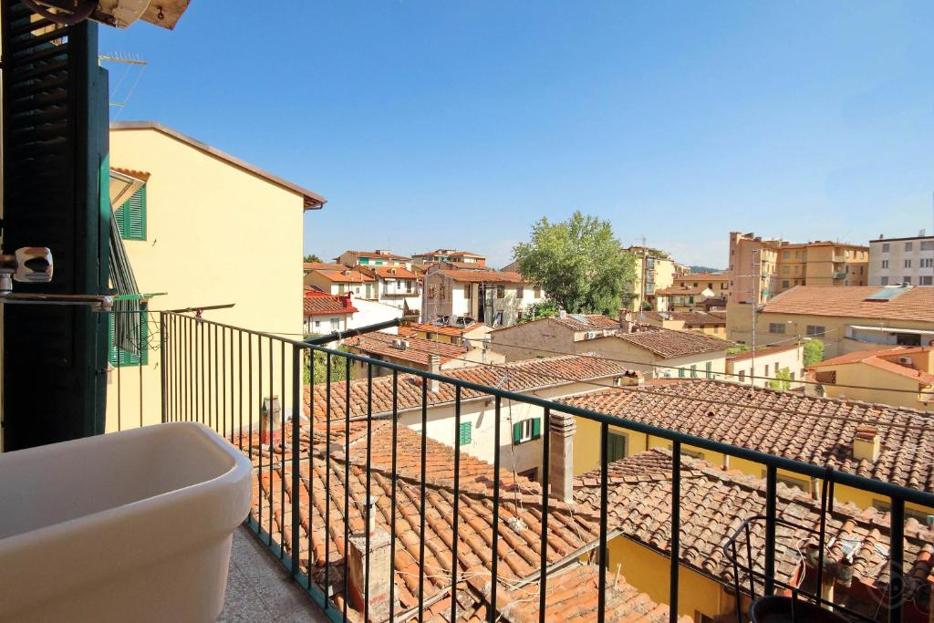 Giotto apartment florence italy for Appart hotel florence