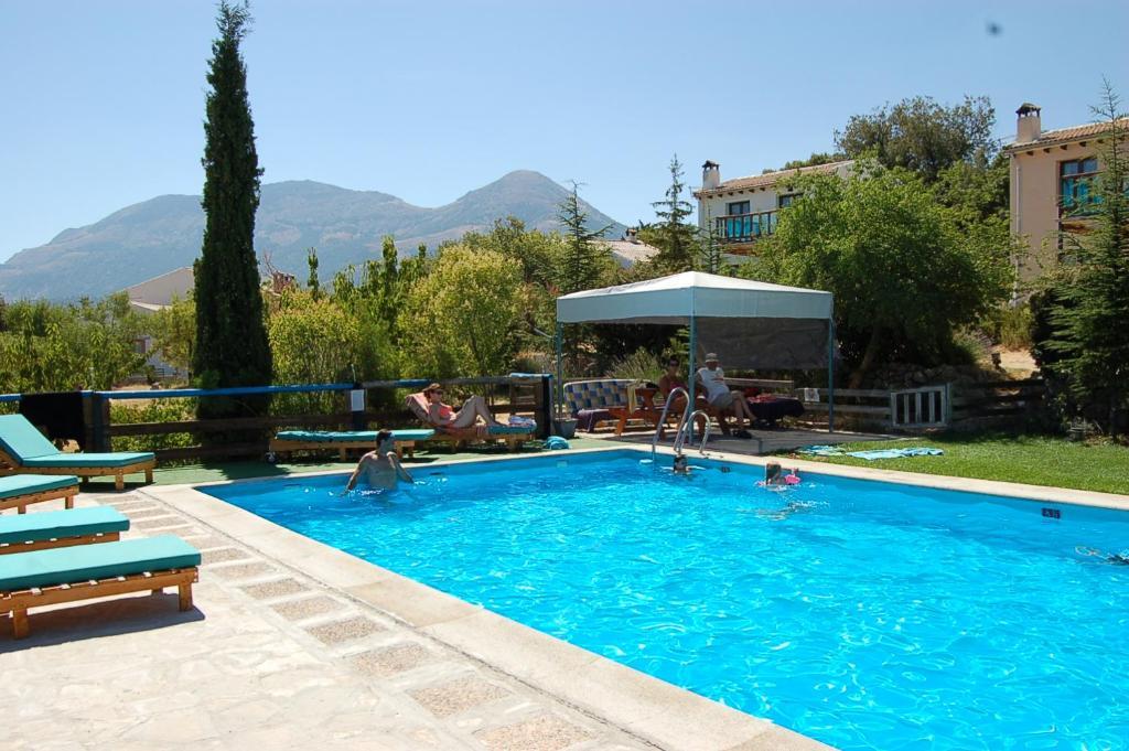 Cabañas Imagina (España Torres) - Booking.com