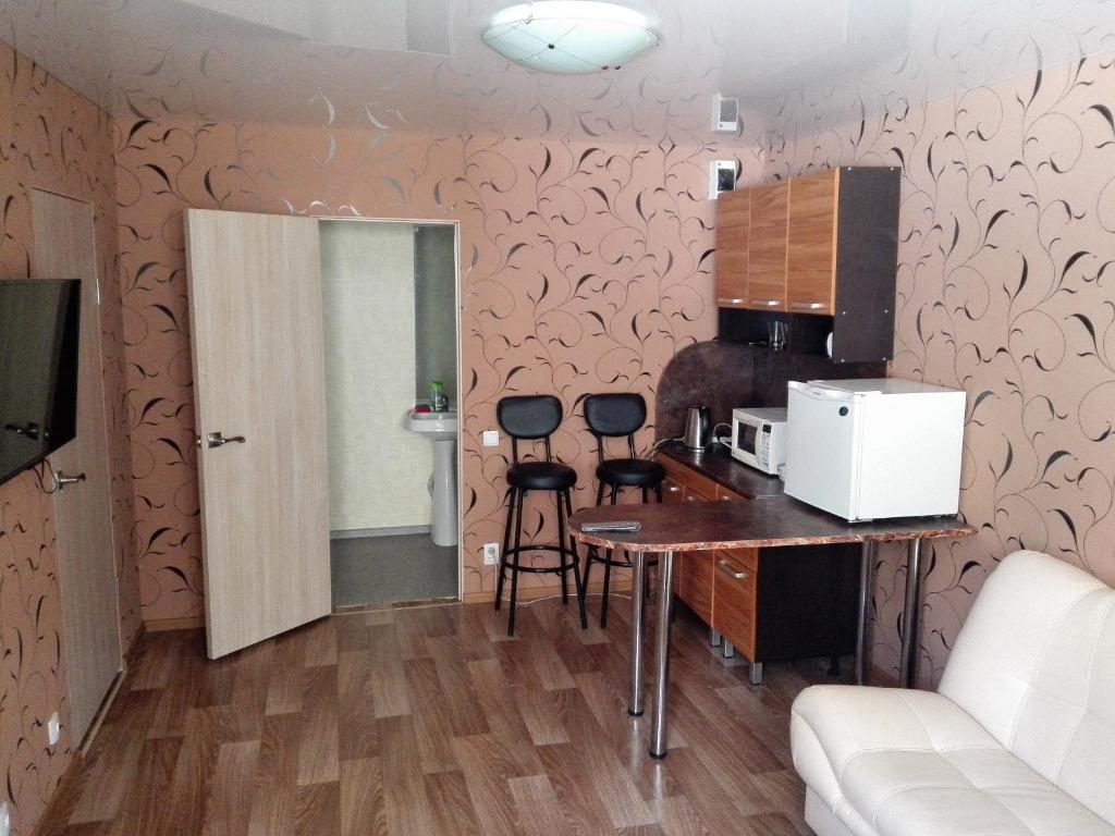 Timiryazevskiy pereulok 4 Apartment