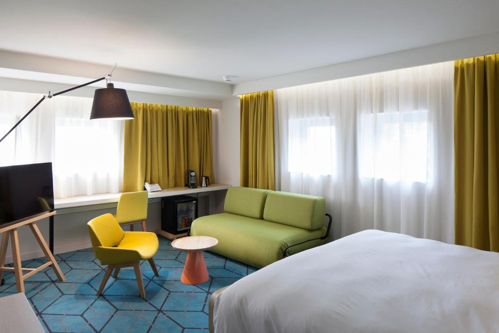 Quarto Mercure Nantes Centre Gare