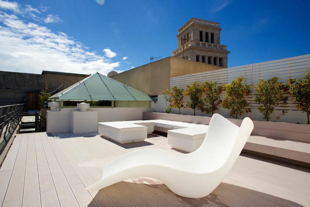 Apartment tico en paseo de gracia barcelona spain - Atico barcelona ...