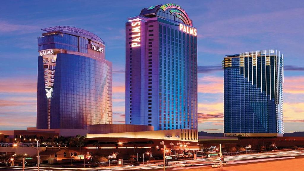 Palm Hotel Las Vegas