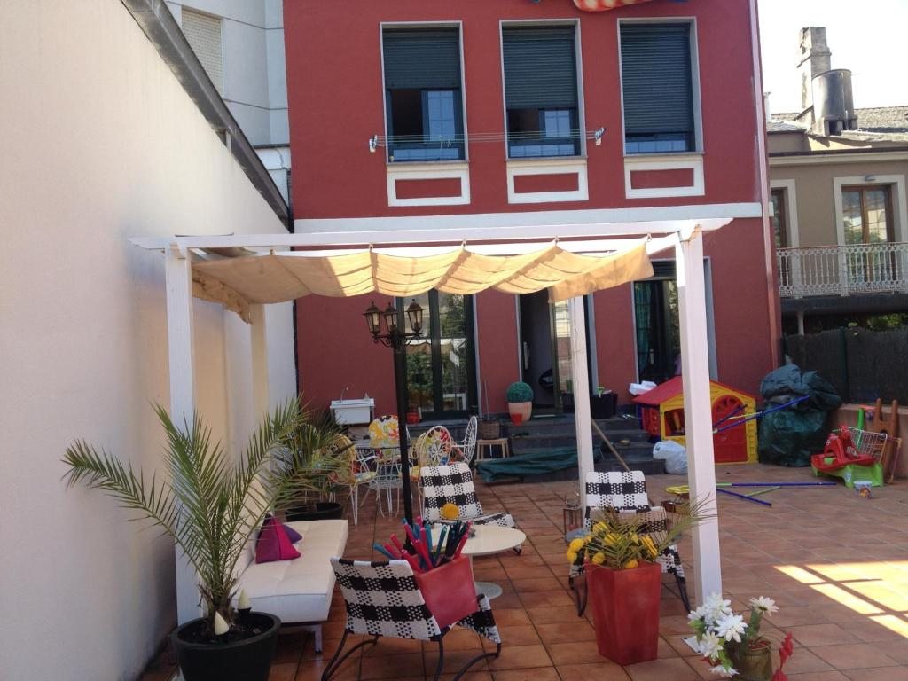 Apartamento jardin ribadeo ribadeo espa a for Jardin tecina booking
