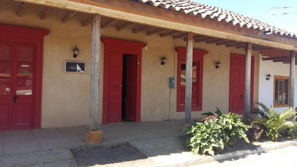 Hostal La Rampa B&B Vichuquen