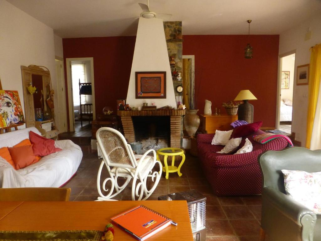 Casa de temporada Casa Fuente del Fresno (Espanha Veredas ...