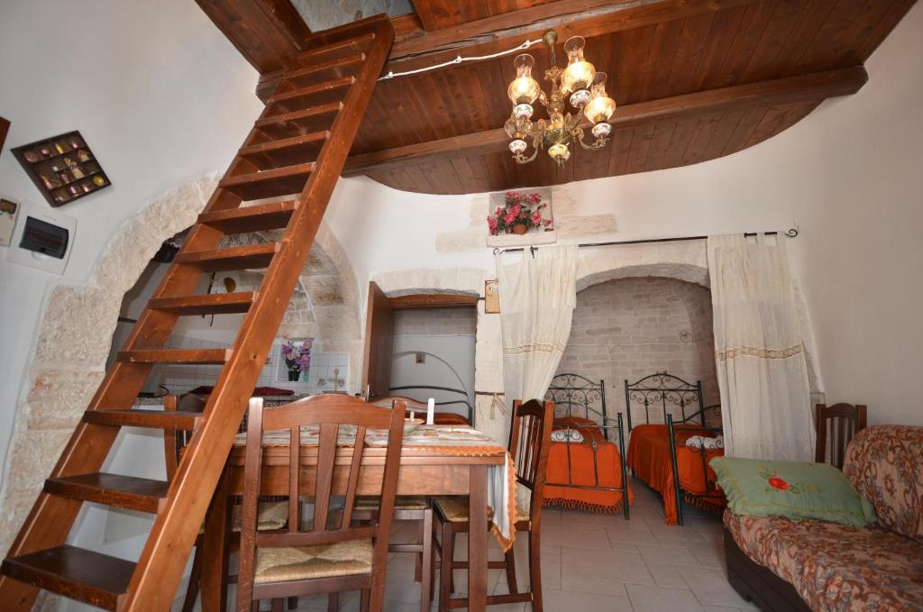 Appartamento i trulli di ottavio for Immagini di appartamenti ristrutturati