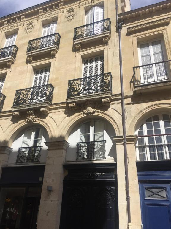 Triangle D 39 Or Appartement Bordeaux France