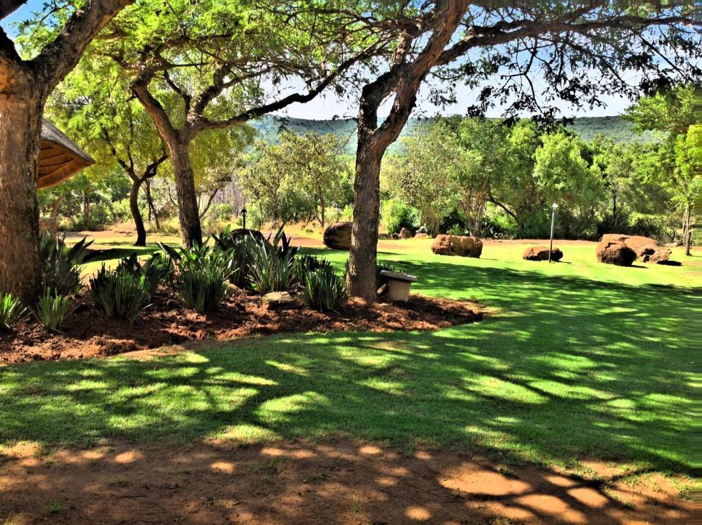 Ubumanzi Game Lodge