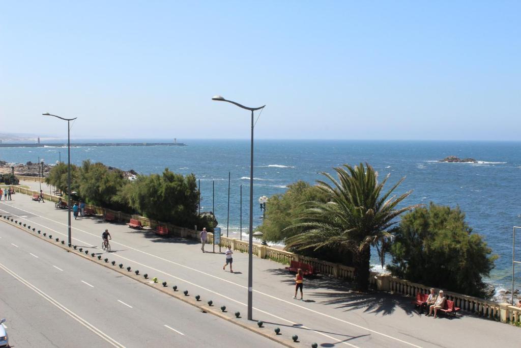 Apartment oceanview oporto foz porto portugal - Booking oporto apartamentos ...