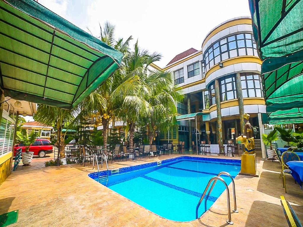 Charleston Hotel Ltd