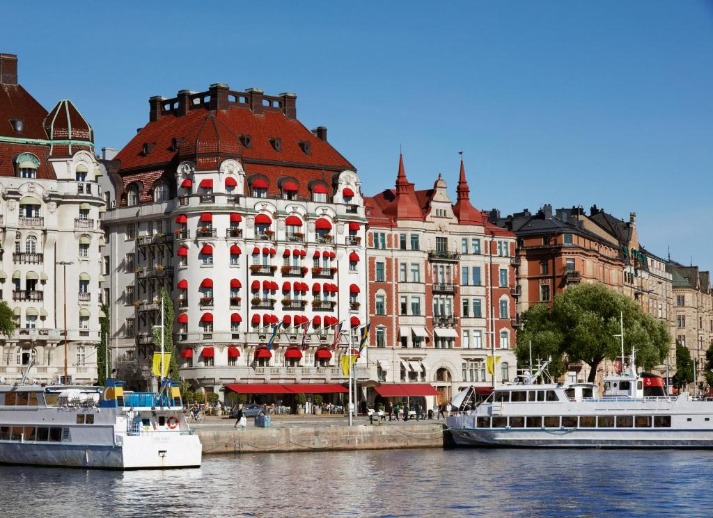 bf4f6c16e فندق ديبلومات ستوكهولم (السويد ستوكهولم) - Booking.com