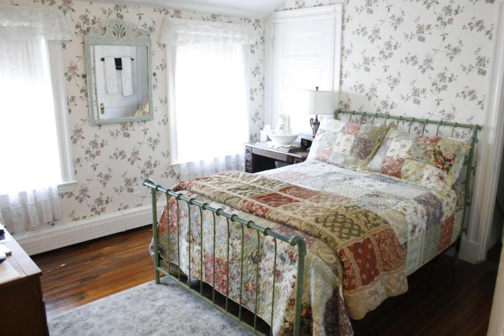 The Coolidge Corner Guest House: A Brookline Bed and Breakfast