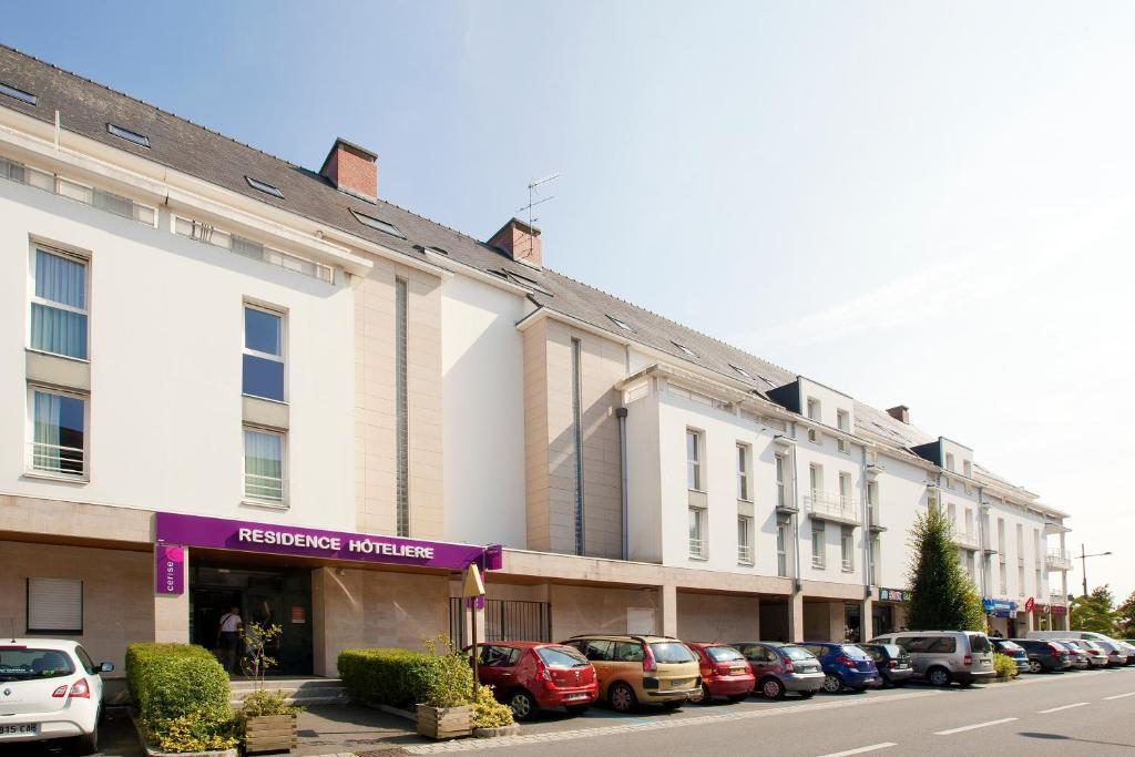 Appart hotel lannion francia lannion for Appart hotel rosas