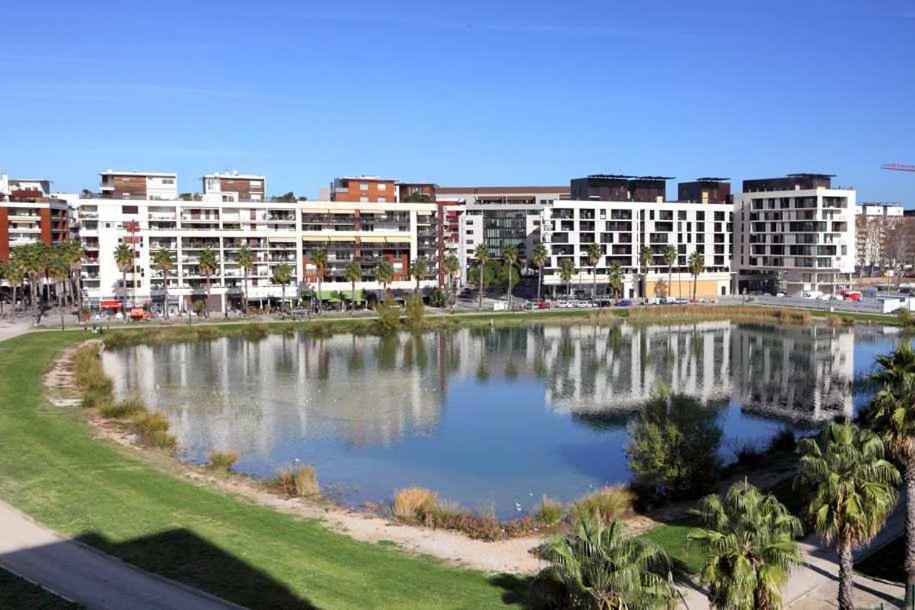 Location Montpellier Port Marianne