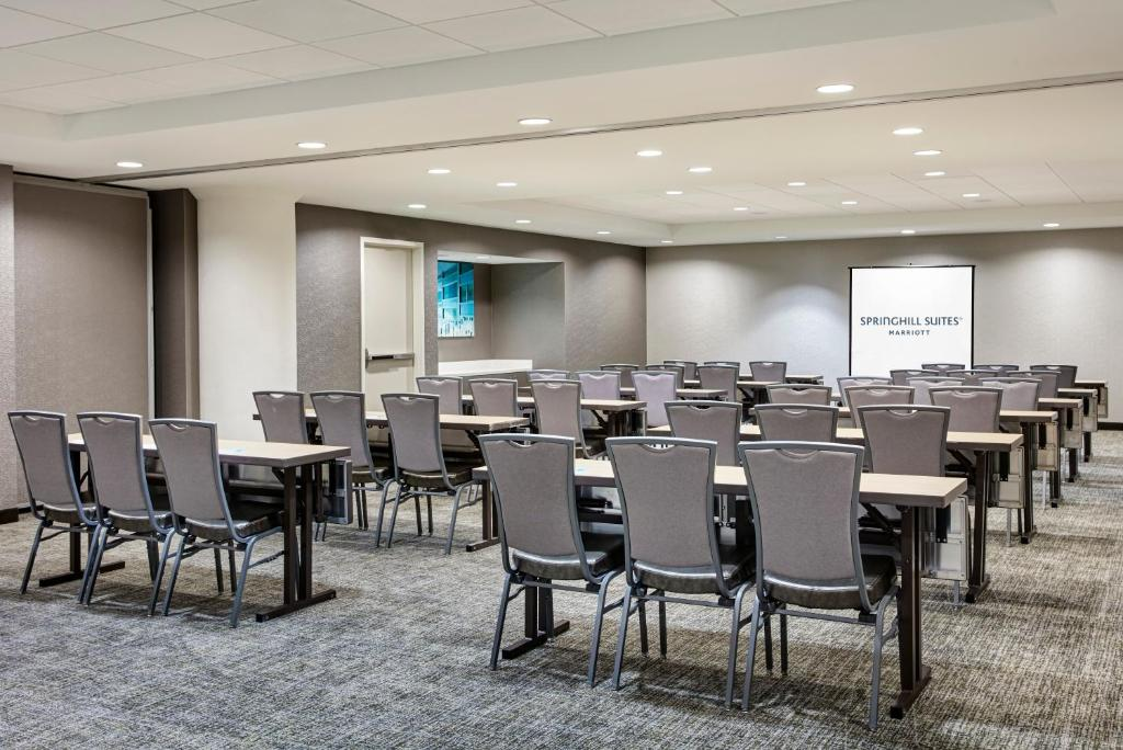 SpringHill Suites by Marriott Milwaukee Downtown