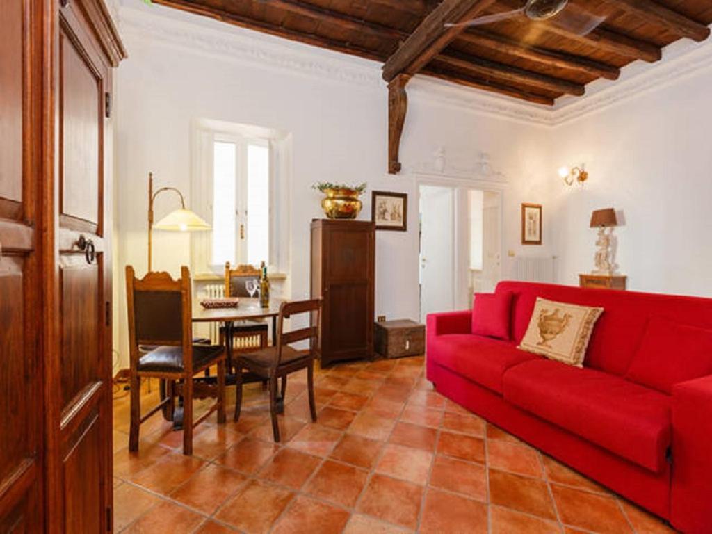 Departamento casa vacanza orchidea italia roma for Casa vacanza roma