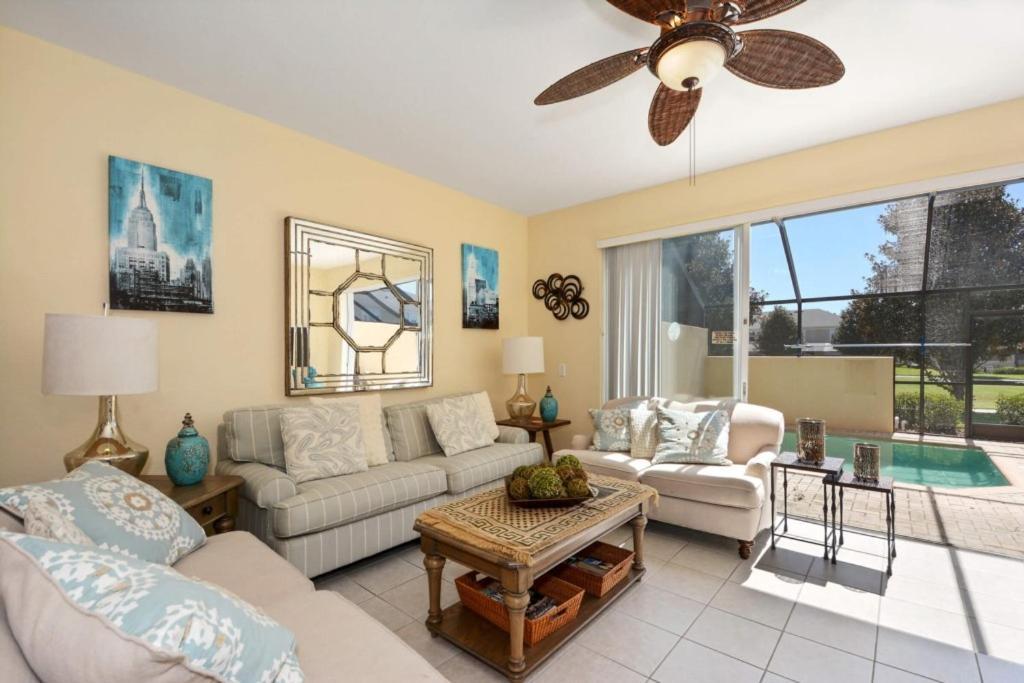 Windsor Hills Three Bedroom Villa 133061 Orlando Fl