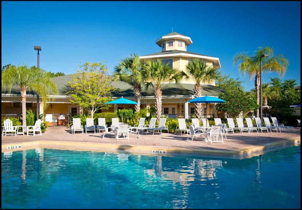 Caribe Cove Resort Fl Eua Kissimmee Booking Com