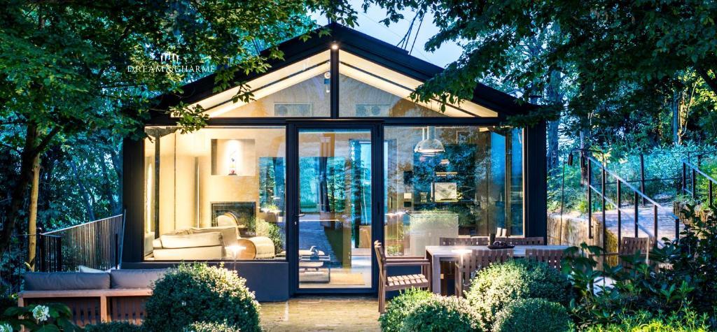 Villa glass house dream charme it lia terruggia for Home designer nella mia zona