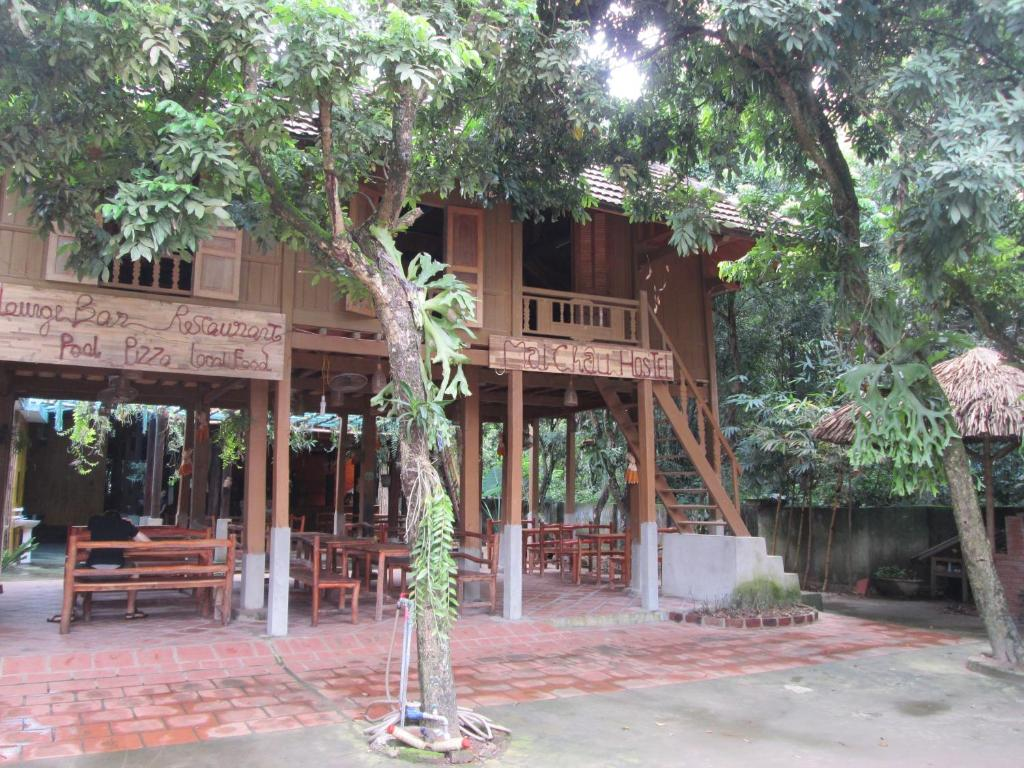 Mai Chau Hostel Lounge Bar Restaurant