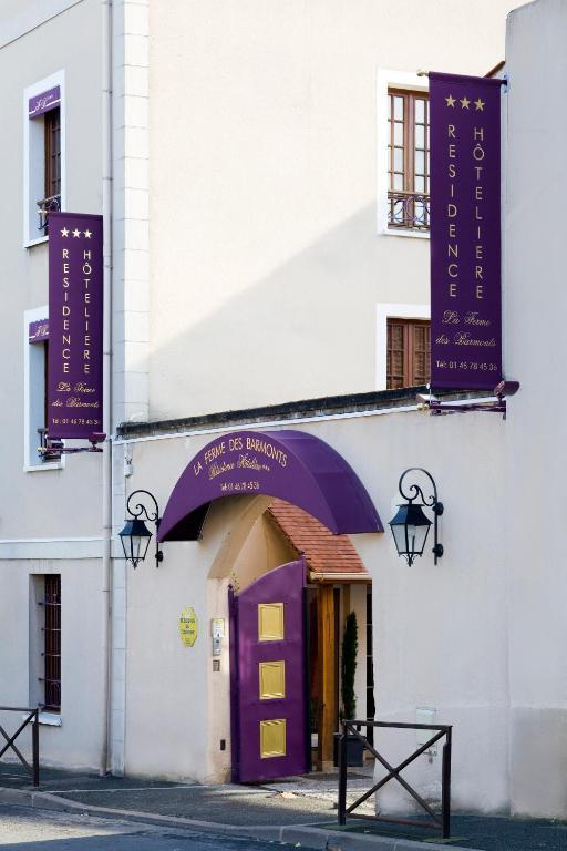 Aparthotel La Ferme Des Barmonts  Villejuif  Mit Bewertungen  U2013 Booking Com