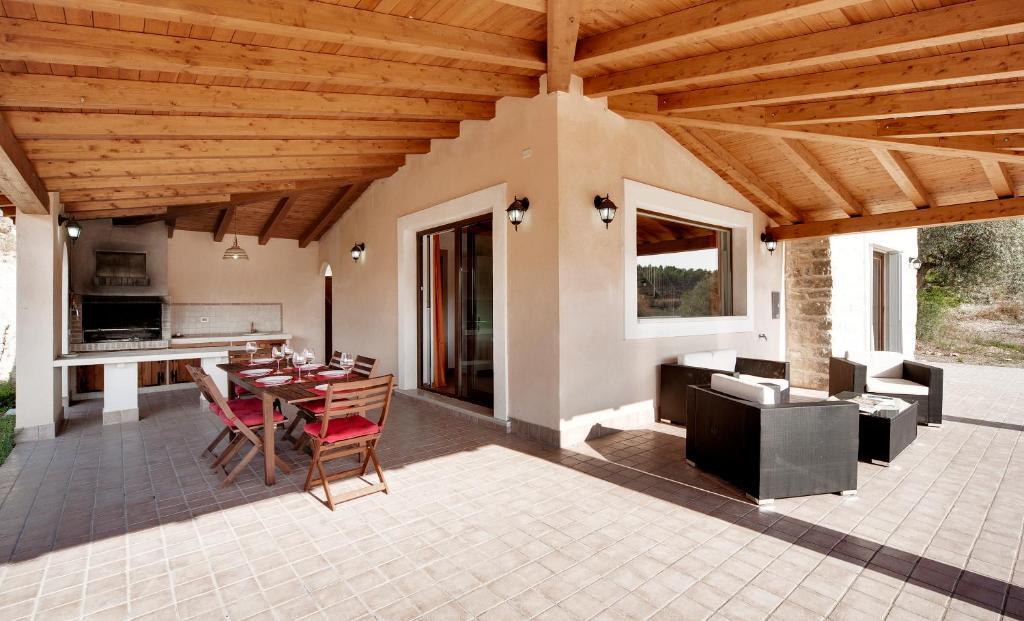 Hotel A Villa Margi Italia