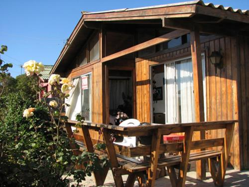 Casas La Tunina Pichidangui
